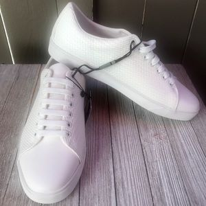 Zara Man White Sneakers